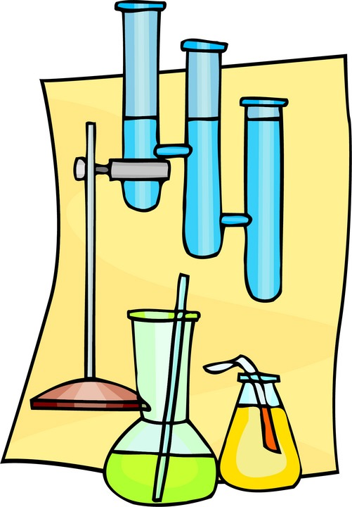 collection of science. Chemical clipart lab equipment