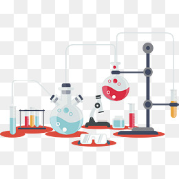 Laboratory png vectors psd. Chemical clipart lab equipment