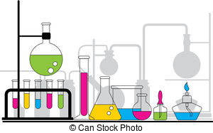 Chemical clipart lab equipment. Chemistry station