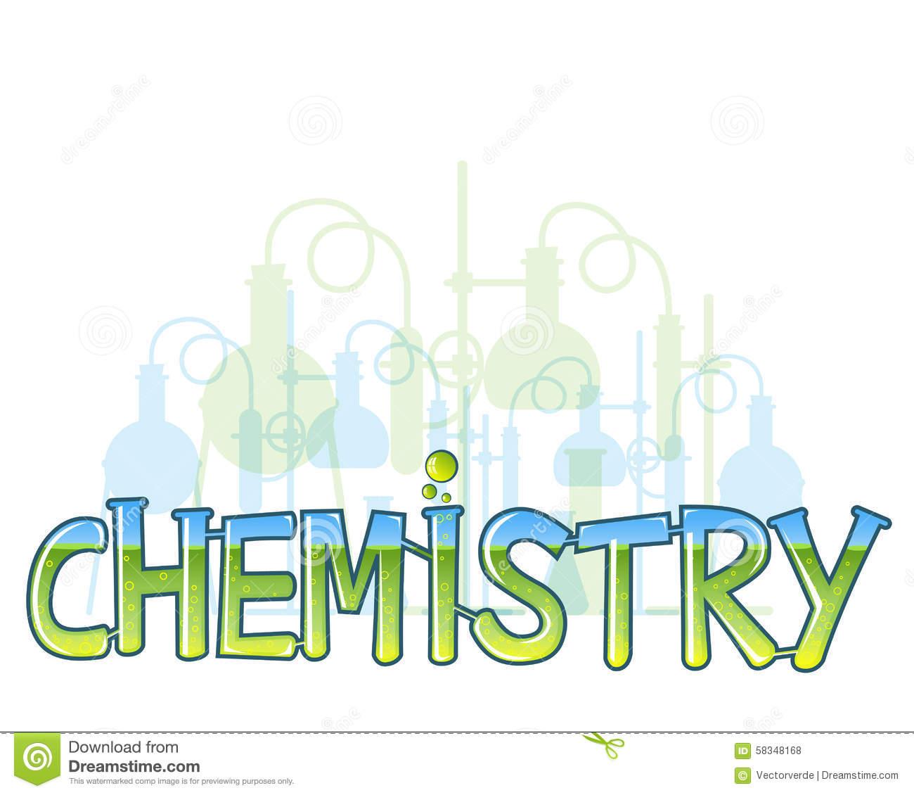 Design . Chemistry clipart logo