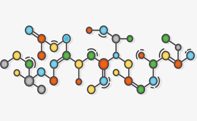 Chemical clipart organic chemistry. Molecular structure vector png