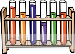 Chemical clipart test tube. Holder drawing at getdrawings
