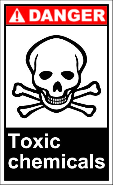 Chemical clipart toxic chemical.  best ansi safety