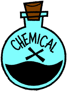 chemical clipart toxic chemical