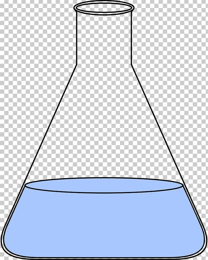Erlenmeyer laboratory flasks . Chemical clipart volumetric flask