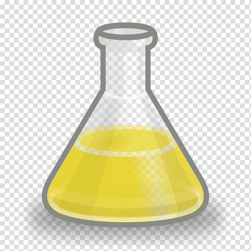 Chemicals clipart erlenmeyer flask. Laboratory flasks cone chemistry