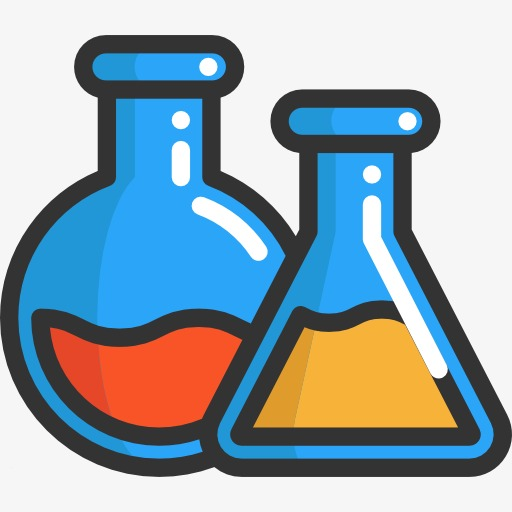 Cartoon tester png image. Chemicals clipart