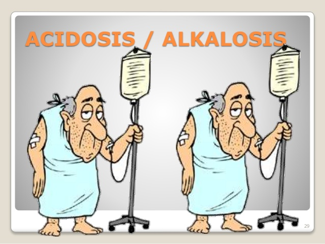 Balance acidosis alkalosis . Chemicals clipart acid base