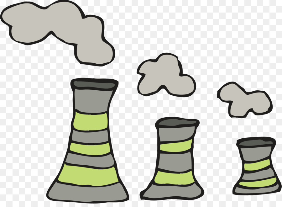 Chemicals clipart chemical engineering. Chimney industry plant euclidean
