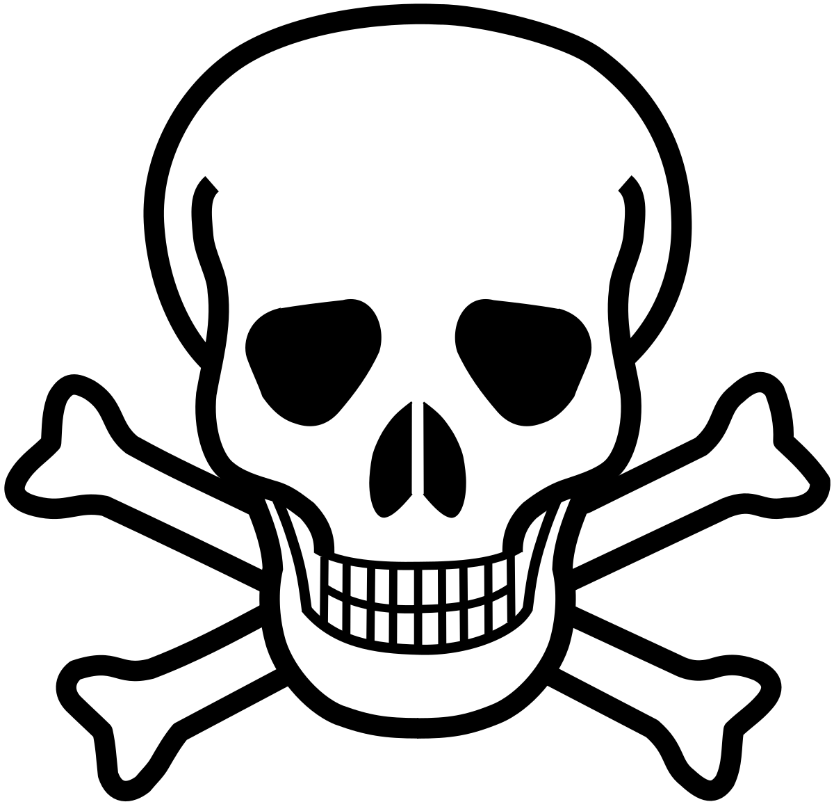 Disease clipart toxic waste. Toxicity wikipedia
