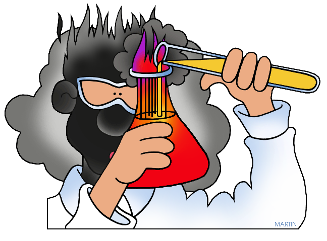 Raffle clipart safety. Chemistry clip art by
