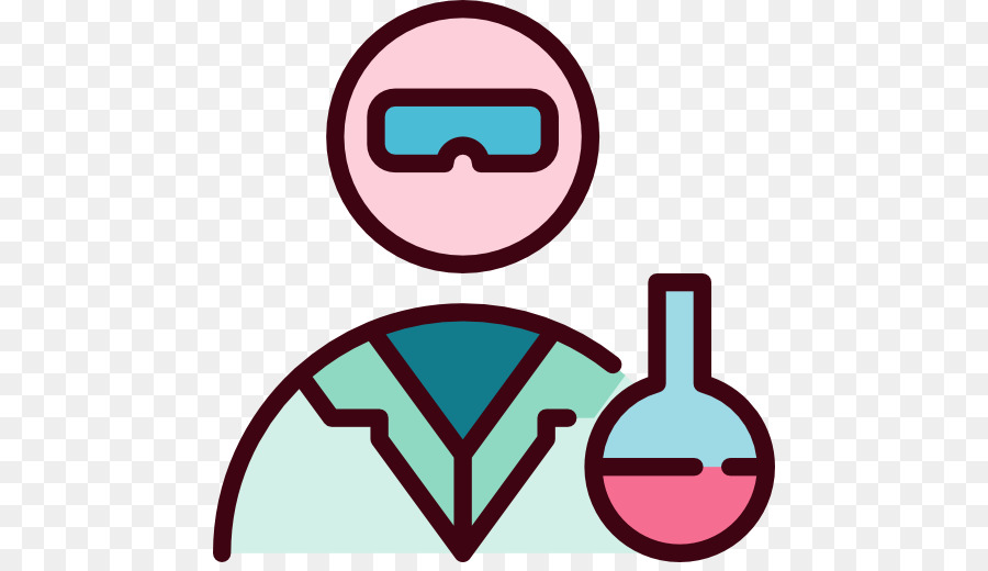 Chemistry cartoon line smile. Chemicals clipart lab chemical