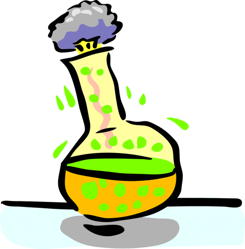 Chemicals clipart lab supply. Experiment chemistry liquid scientist