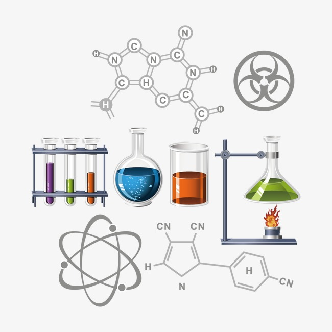Chemical supplies alcohol lamp. Chemicals clipart lab supply