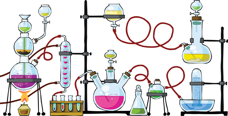Home science supply solutions. Chemical clipart solution chemistry