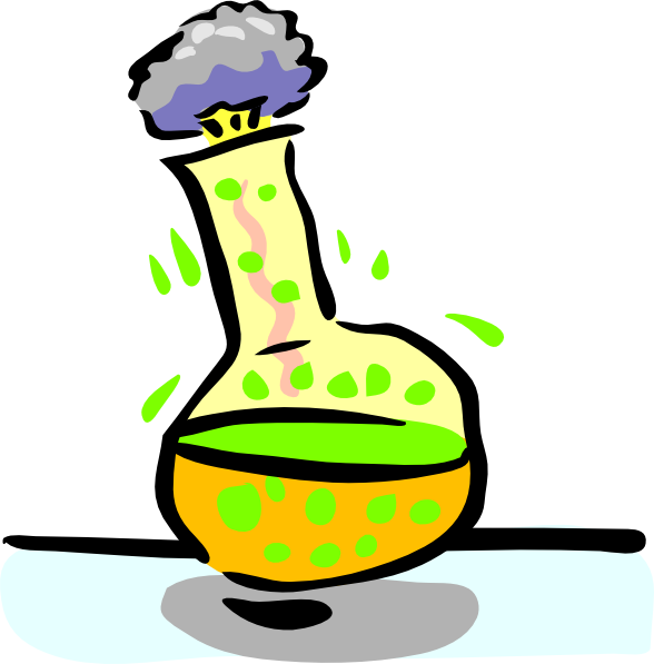 Chemical experiment clip art. Clipart rock science