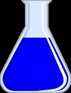 Beaker clipart flask. Chemistry clip art at