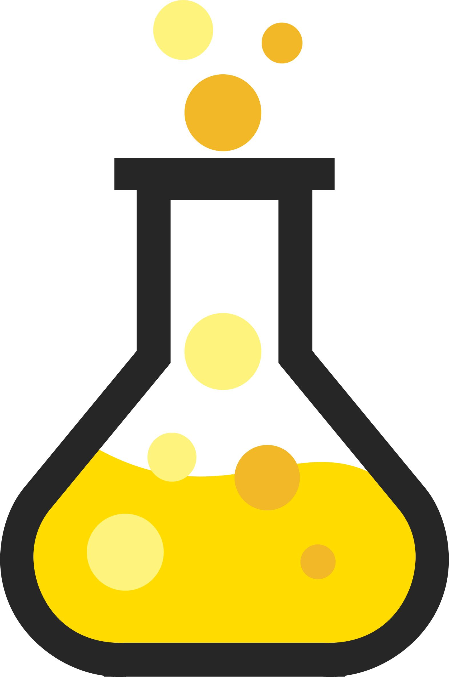 chemistry clipart icon