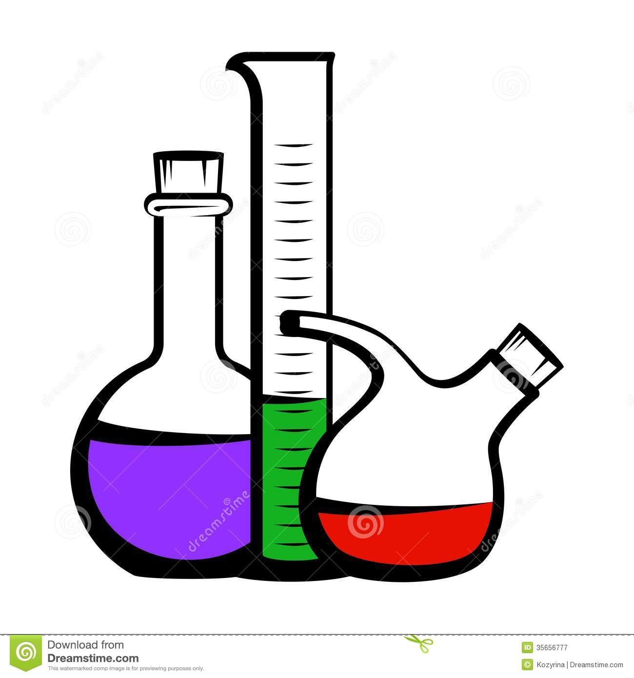 Chemistry clipart logo. Station