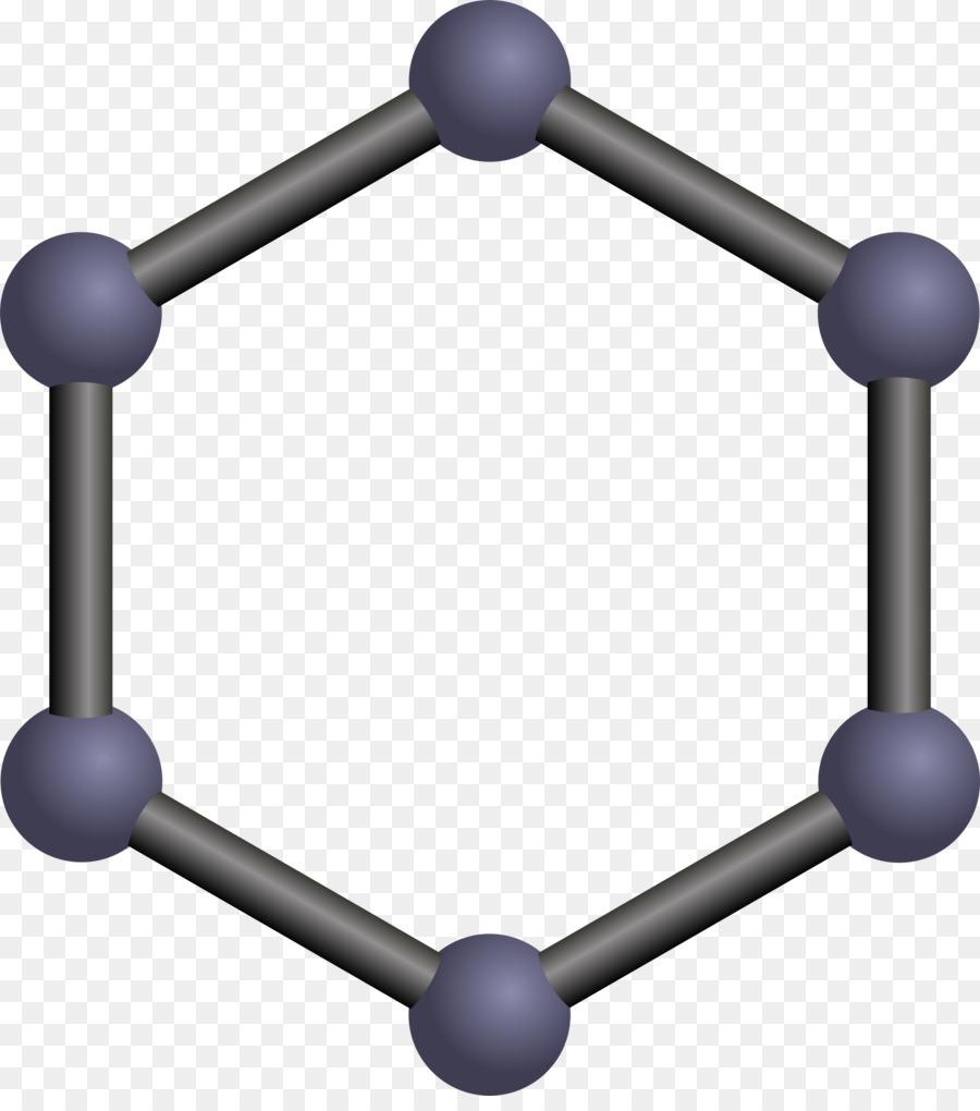 Chemistry clipart organic chemistry. Benzene molecule clip art