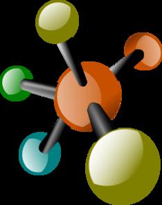 Chemistry clipart organic chemistry. Chem molecule clip art