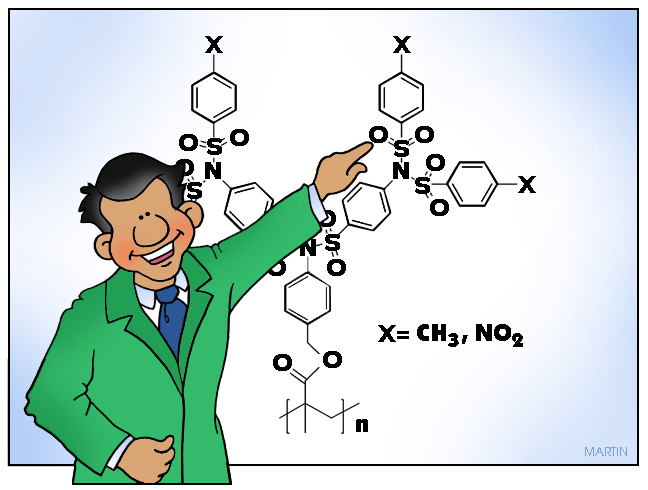 Chemistry clipart polymer. Clip art by phillip