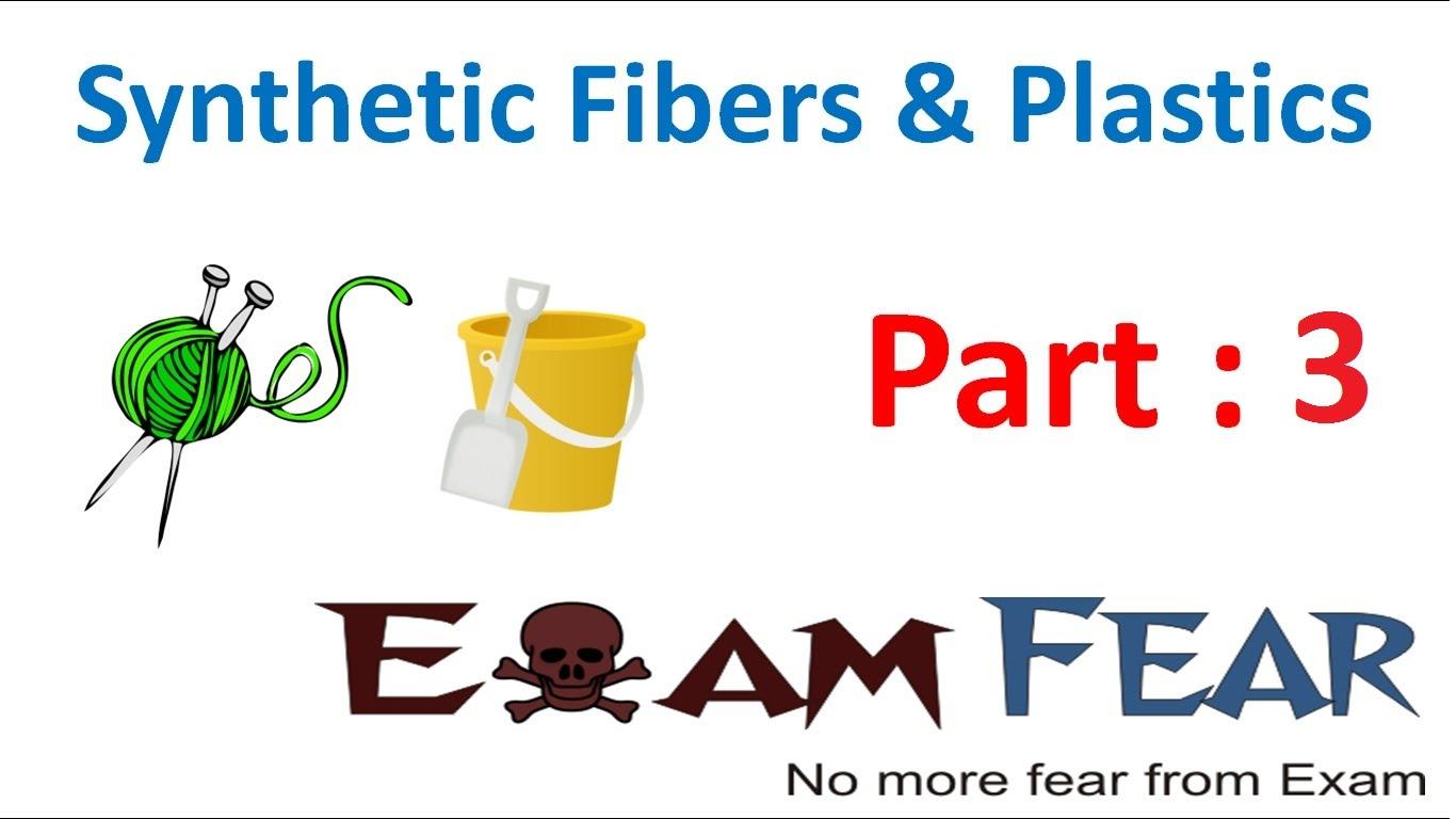 Chemistry clipart polymer. Synthetic fibers plastics part