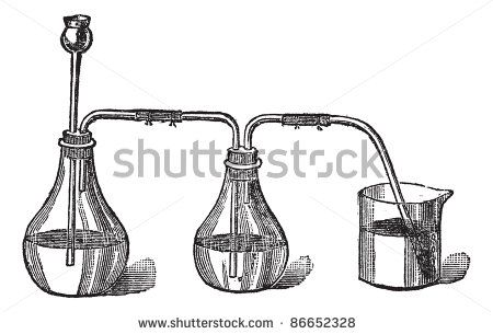Google search drawing bookcover. Chemistry clipart vintage
