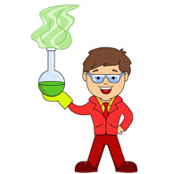 Chemistry clipart word. Free clip art pictures