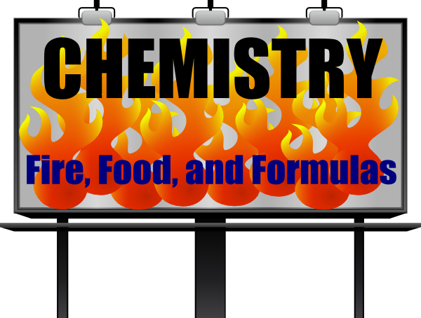 Chemistry clipart word. Clip art at clker