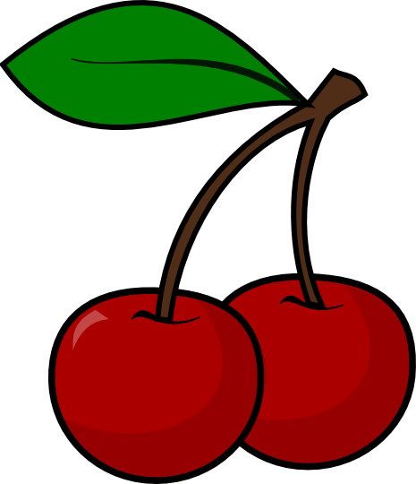 Free pictures of download. Cherries clipart