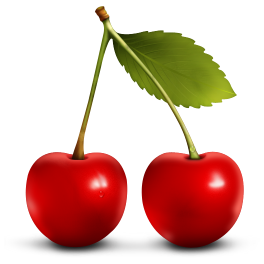 Food fruit cherry png. Cherries clipart