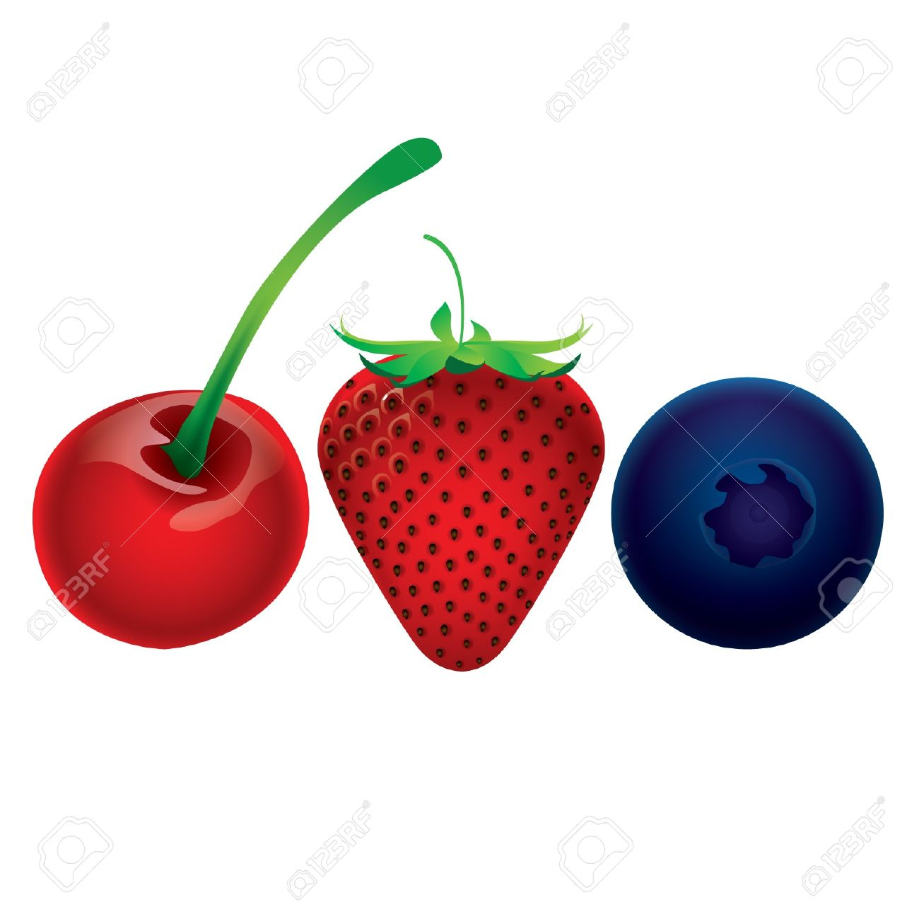 Strawberries clipart cherry. Strawberry pencil and in