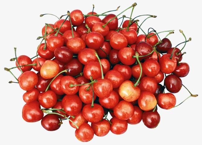 Cherries clipart bunch cherry. Of fruit png image