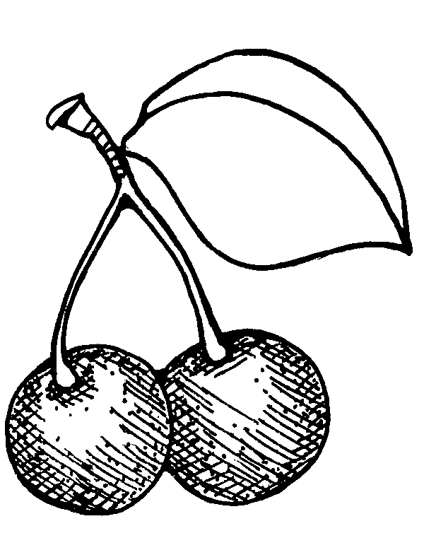 Cherry clipart bowl. Clip art image library