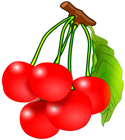 Cherry free page of. Cherries clipart clip art