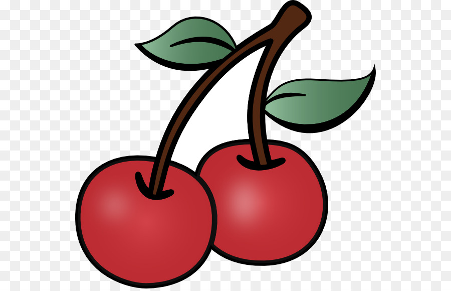 Cherry tree fruit food. Cherries clipart clip art