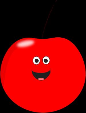 Cherry clip art images. Cherries clipart cute