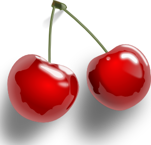 Cherries clipart food. Clip art at clker