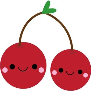 Cherry kawaii