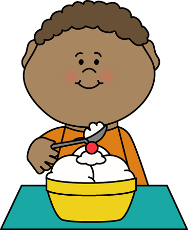 Chip clipart kid. Ice cream clip art