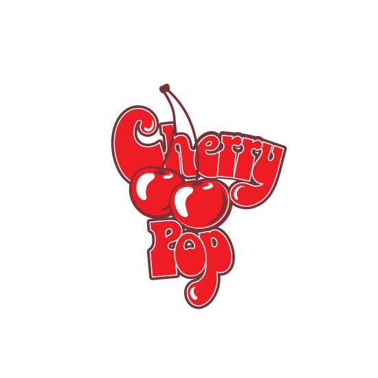 Charlie becker cherrypop. Cherry clipart pop art