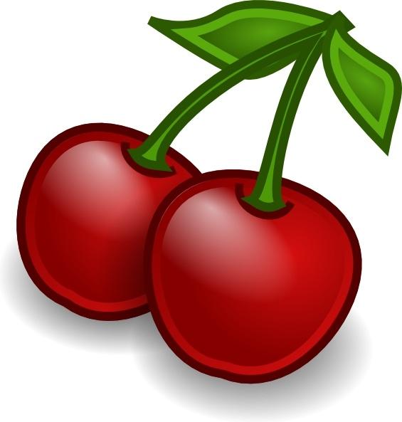 Rocket fruit clip art. Cherries clipart red cherry