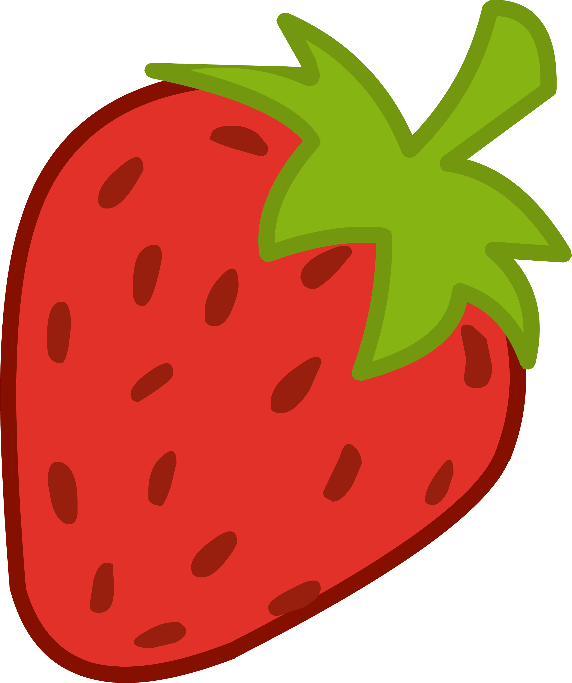 Lemons clipart strawberry. Shortcake free clip art