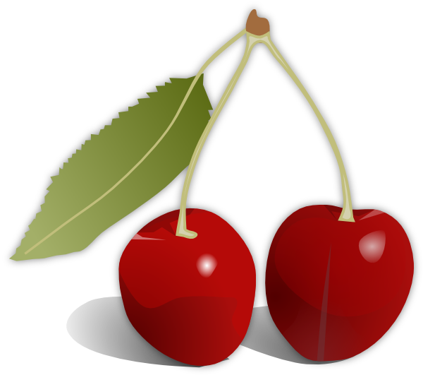 Cherries clip art at. Cherry clipart animated