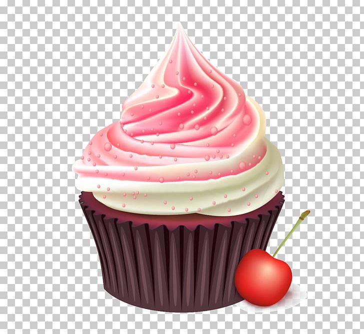 Cupcakes clipart buttercream. Cupcake bakery muffin birthday