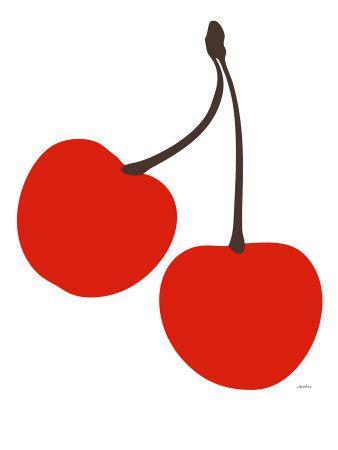 Cherry clipart bunch cherry.  best home sweet