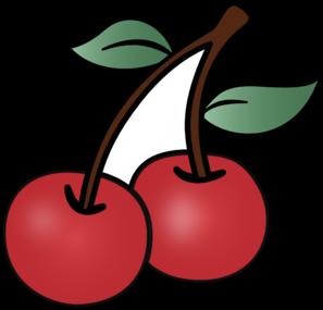 Clip art at clker. Cherry clipart cartoon