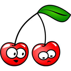 X panda free images. Cherry clipart clip art