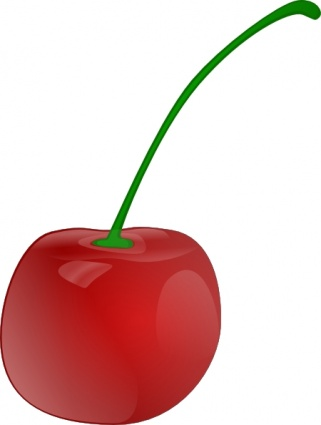 Cherry clipart one cherry. Pin clip art images